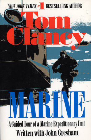 Marine by Tom Clancy