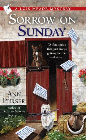 Sorrow on Sunday by Ann Purser