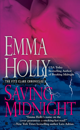 Saving Midnight by Emma Holly