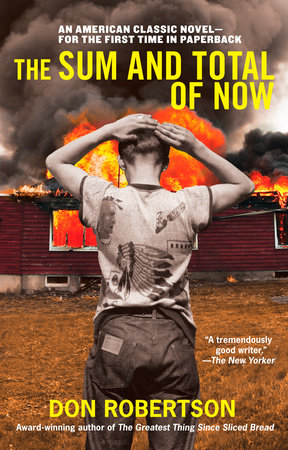The Sum and Total of Now by Don Robertson