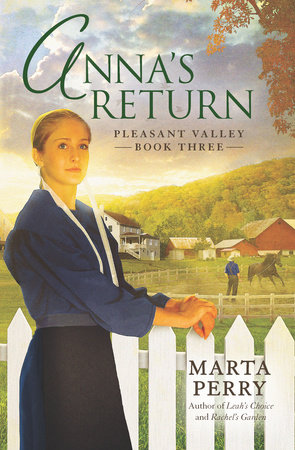 Anna's Return by Marta Perry