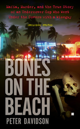 Bones on the Beach by Peter Davidson