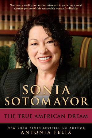 Sonia Sotomayor by Antonia Felix