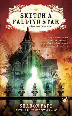 Sketch a Falling Star by Sharon Pape