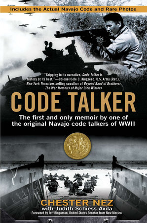 Code Talker by Chester Nez and Judith Schiess Avila
