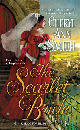 The Scarlet Bride by Cheryl Ann Smith