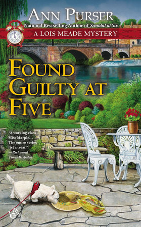 Found Guilty at Five by Ann Purser