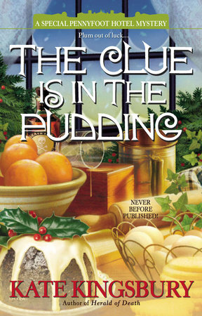 The Clue is in the Pudding by Kate Kingsbury