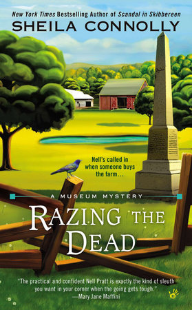 Razing the Dead by Sheila Connolly