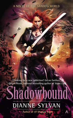 Shadowbound by Dianne Sylvan