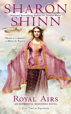 Royal Airs by Sharon Shinn