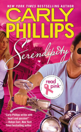 Read Pink Serendipity by Carly Phillips