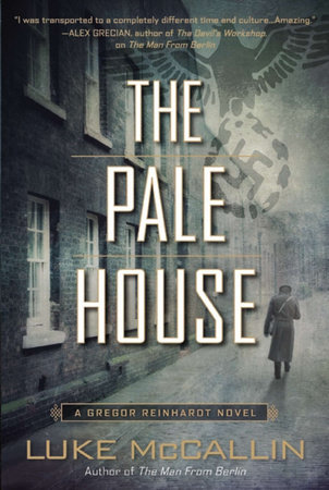 The Pale House by Luke McCallin