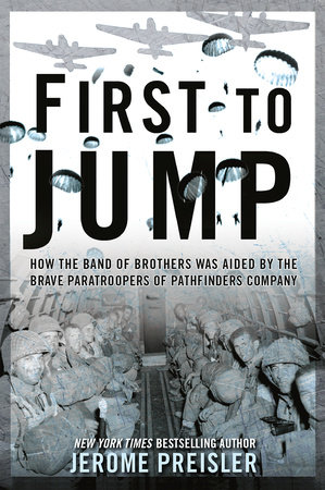 First to Jump by Jerome Preisler