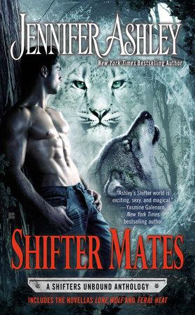 Shifter Mates by Jennifer Ashley
