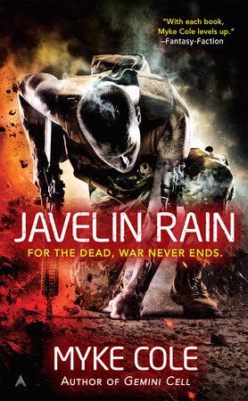 Javelin Rain by Myke Cole