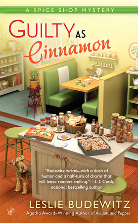 Guilty as Cinnamon by Leslie Budewitz