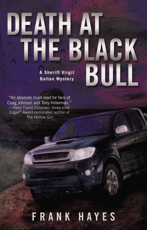 Death at the Black Bull by Frank Hayes