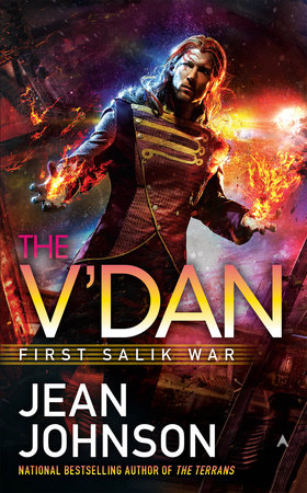 The V'Dan by Jean Johnson