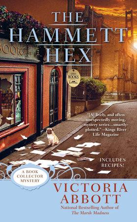 The Hammett Hex by Victoria Abbott