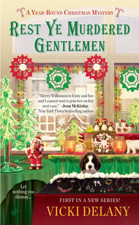 Rest Ye Murdered Gentlemen by Vicki Delany