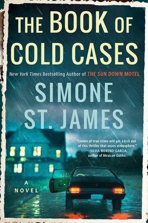 The Book of Cold Cases by Simone St. James