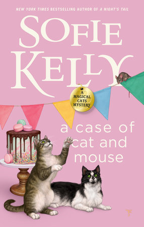 A Case of Cat and Mouse by Sofie Kelly