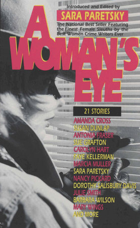 A Woman's Eye by Sara Paretsky