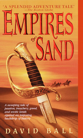 Empires of Sand by David Ball