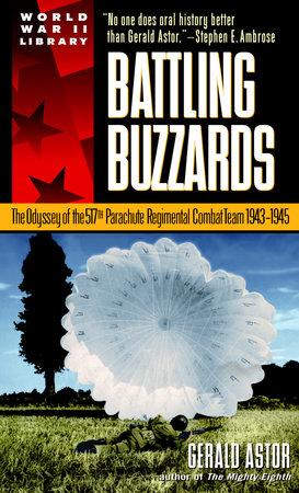 Battling Buzzards by Gerald Astor