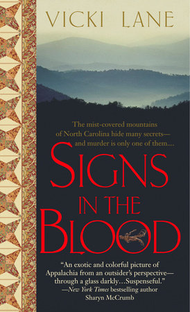 Signs in the Blood by Vicki Lane