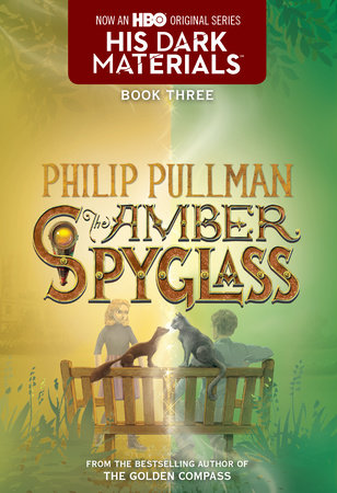 His Dark Materials: The Amber Spyglass (Book 3) Book Cover Picture