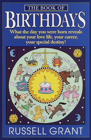 The Book of Birthdays by Russell Grant