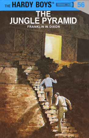 Hardy Boys 56: The Jungle Pyramid by Franklin W. Dixon