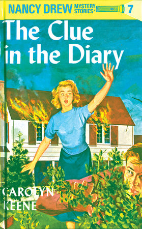 Nancy Drew 07: the Clue in the Diary by Carolyn Keene