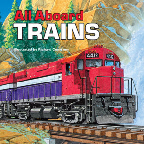 All Aboard Trains