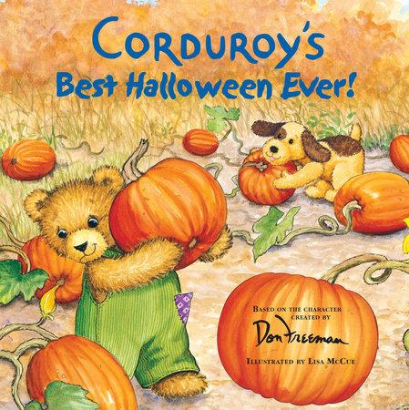 Corduroy's Best Halloween Ever! by