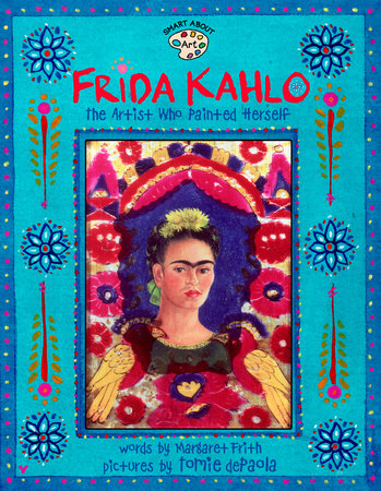 Frida Kahlo by Margaret Frith