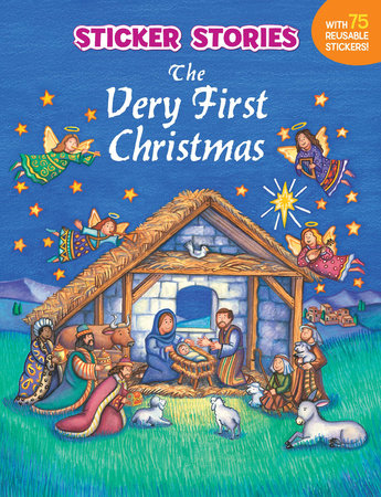 The Very First Christmas by Elise Mills Illustrated by Elise Mills