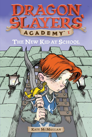 The New Kid at School #1 by Kate McMullan; Illustrated by Bill Basso