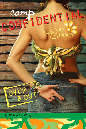 Over & Out #10 by Melissa J. Morgan