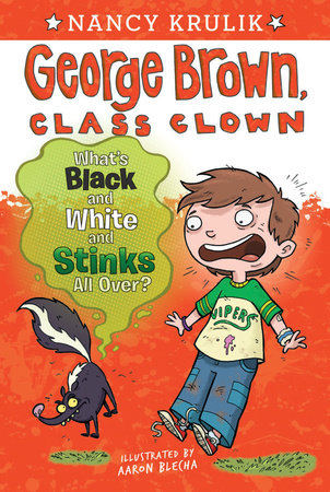 What's Black and White and Stinks All Over? #4 by Nancy Krulik