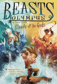 Steeds of the Gods #3