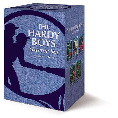 HARDY BOYS STARTER SET, The Hardy Boys Starter Set by Franklin W. Dixon