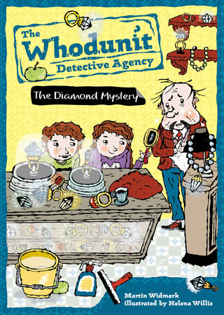 The Diamond Mystery #1 by Martin Widmark