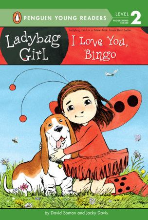I Love You, Bingo by Jacky Davis