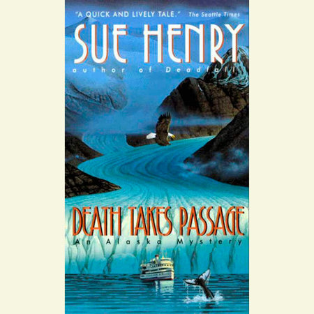 Death Takes Passage by Sue Henry