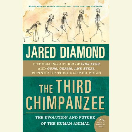 The Third Chimpanzee by Jared Diamond