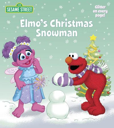 Elmo's Christmas Snowman (Sesame Street) by Naomi Kleinberg