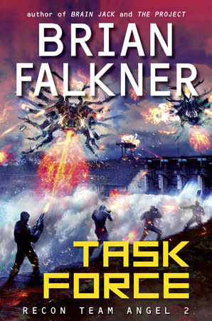 Task Force (Recon Team Angel #2) by Brian Falkner